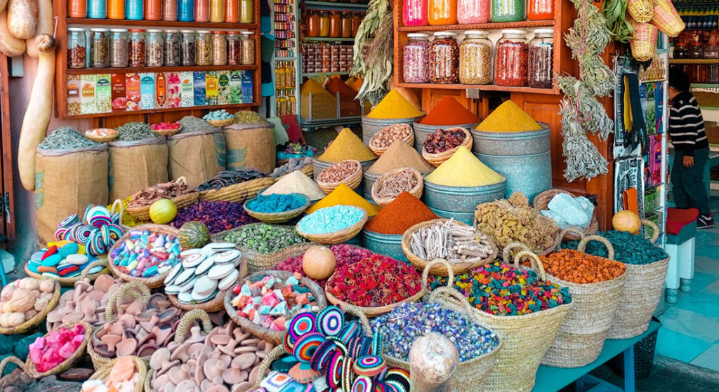 Exploring Colorful Morocco