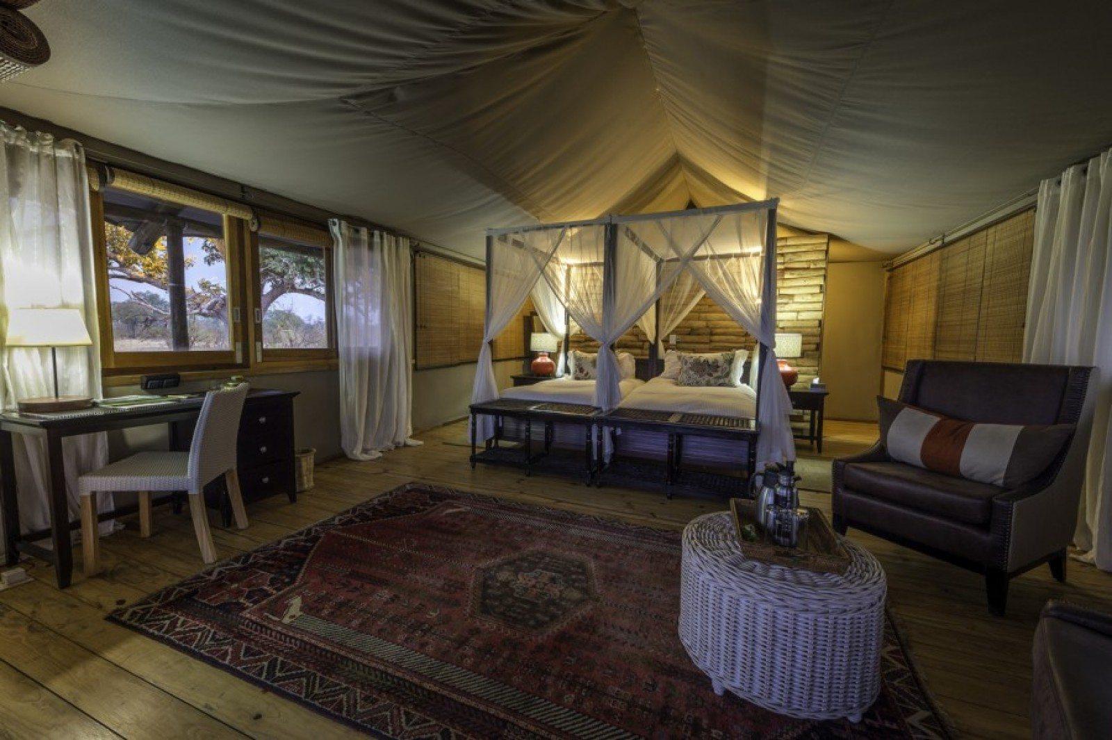 Toka Leya Camp–Zambia